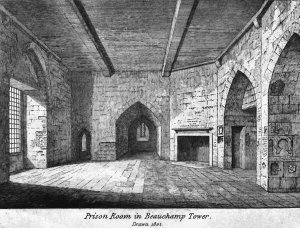 Beauchamp_Tower_drawing_by_Spedding_Stock