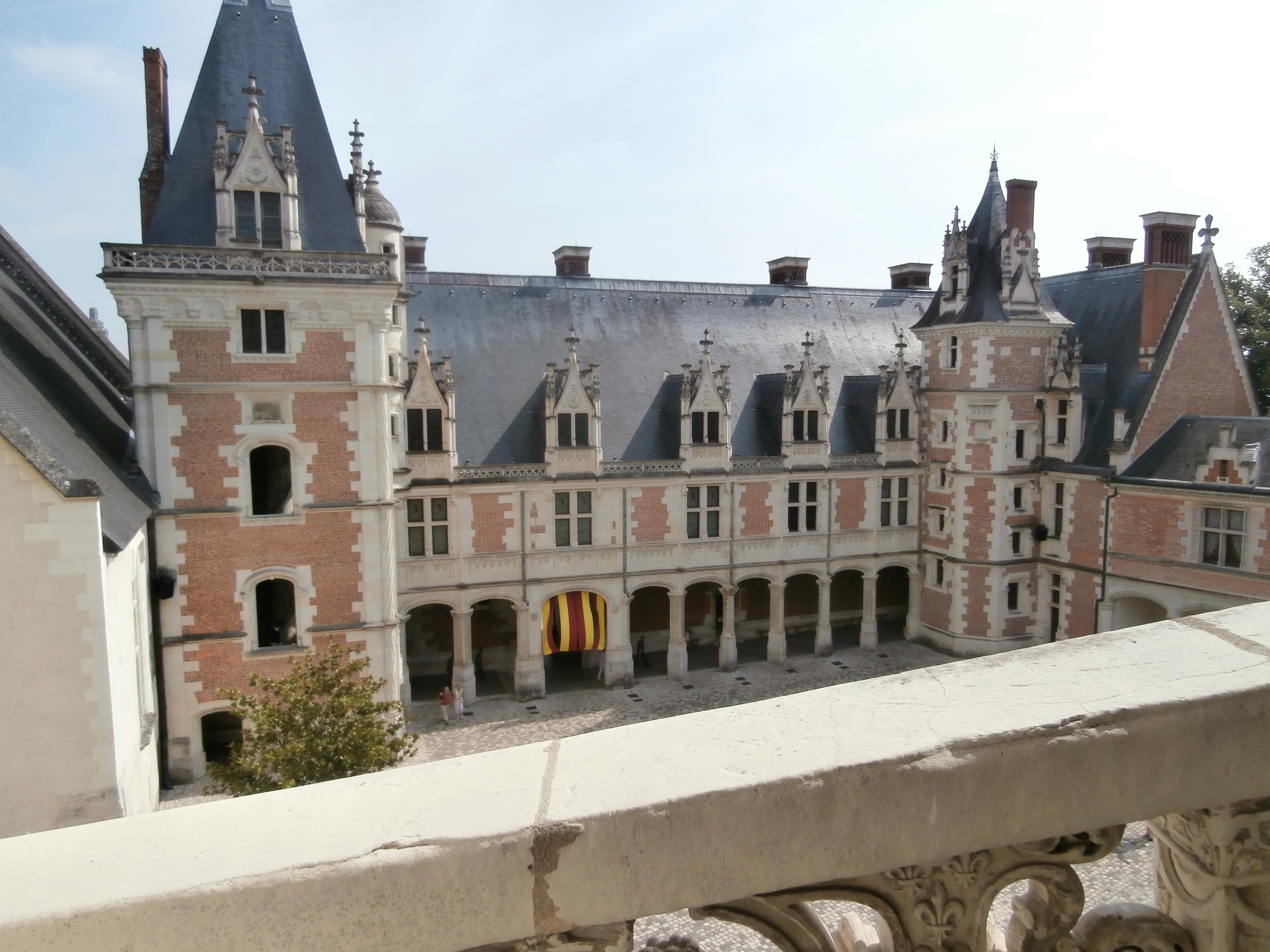 Visiting the loire valley this sceptred isle for Chateau de la chaise